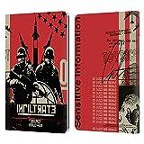 Head Case Designs Licenciado Oficialmente Activision Call of Duty Black Ops Cold War Propaganda Poster Infiltrate Graphics Carcasa de Cuero Tipo Libro Compatible con Kindle Paperwhite 1/2 / 3