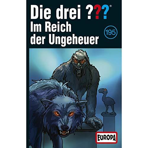 195/im Reich der Ungeheuer [Musikkassette]