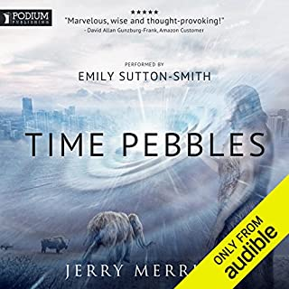 Time Pebbles audiobook cover art