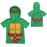 Teenage Mutant Ninja Turtles TMNT I Am Raph Costume Tee Hoodie (Boys 7X/8)