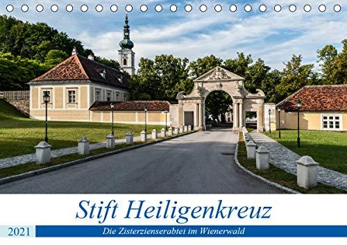 Stift Heiligenkreuz (Tischkalender 2021 DIN A5 quer)