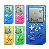 Thrivinger Kinder 3,5-Zoll-Bildschirm-Konsole, Klassische Tetris-Spielekonsole/In 10 verschiedenen...