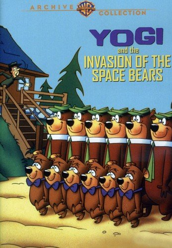 Yogi & The Invasion Of The Space Bears [Edizione: Stati Uniti] [USA] [DVD]