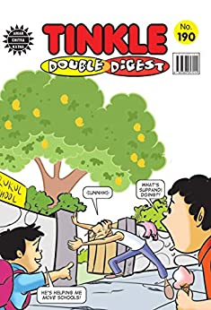 Tinkle Double Digest No.190 by [Thindiath, Rajani]