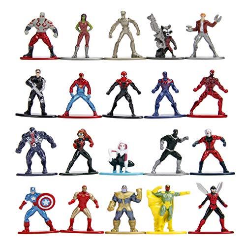 Jada Toys Marvel Nano METALFIGS ...