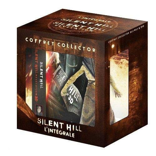 Coffret Collector Silent Hill + Silent Hill : Révélation [Blu-ray 3D]