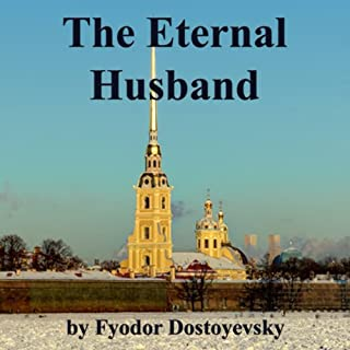 The Eternal Husband audiobook cover art