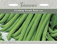 【輸入種子】 Johnsons Seeds Climbing French Bean ISABEL クライミング・フレンチ・ビーン イザベル ジョンソンズシード