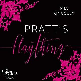 Pratt's Plaything Titelbild