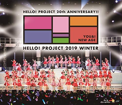 [画像:Hello! Project 20th Anniversary!! Hello Project 2019 WINTER~YOU & I~・~NEW AGE~[Blu-ray]]