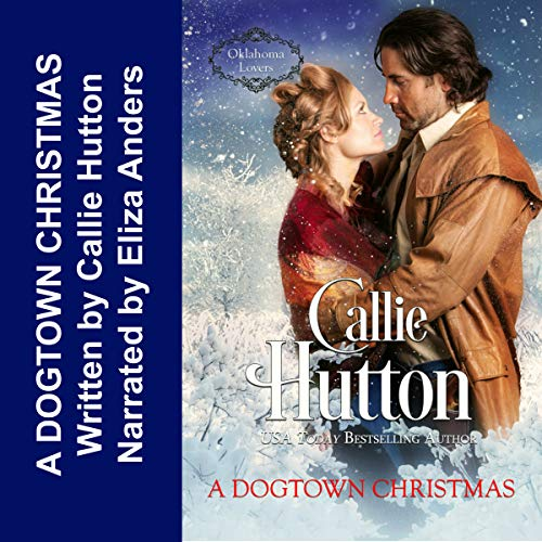 A Dogtown Christmas audiobook cover art