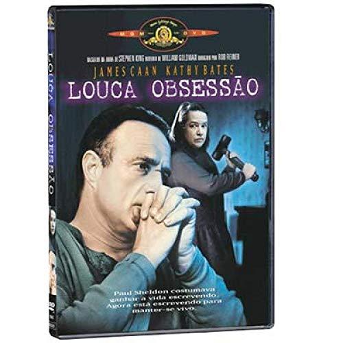 Dvd Louca Obsessão