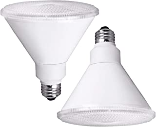 BESLAM PAR38 Flood Light Bulb Dimmable,E26 Base 17W(150W Equiv.),