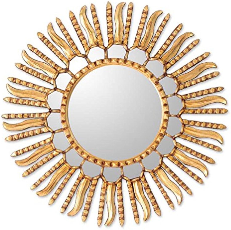 NOVICA MI0067 Summer Sun' Mirror