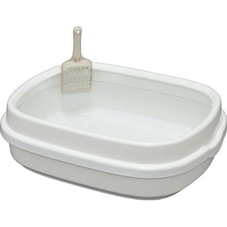 アイリスオーヤマ ネコのトイレ ホワイト