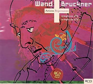 Bruckner: Symphonies 5 & 9