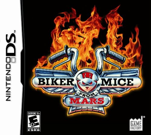 Biker Mice From Mars - Nintendo DS