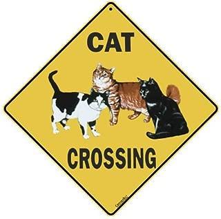 CROSSWALKS Cat Crossing 12