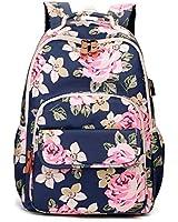 Leaper Floral School Backpack ...