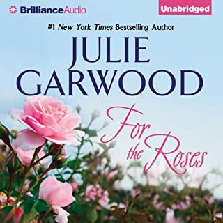 For the Roses audiobook cover art