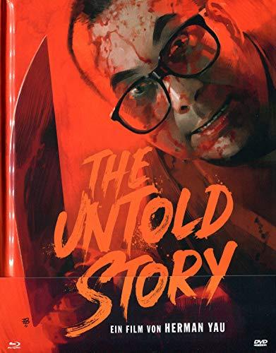 The Untold Story - Uncut/Collector's Edition - Limitiertes Mediabook auf 1000 Stück (+ DVD) (+ Bonus-DVD) - Cover A [Blu-ray]