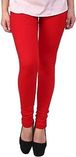 Anekaant Women's Cotton Lycra's Legging