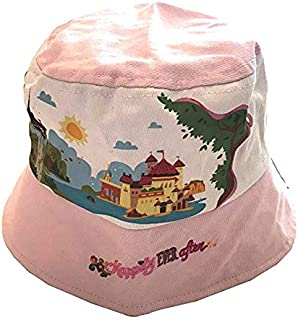 a851bb89a14 Disney Parks Once Upon a Time Happily Ever After Bucket Hat Girls Pink