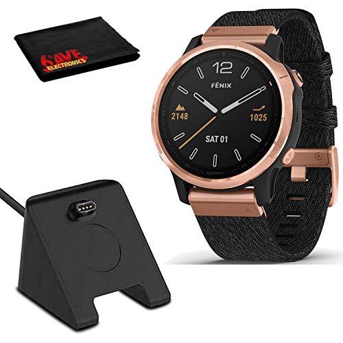 Garmin Fenix 6S Multisport GPS Smartwatch (42mm,...