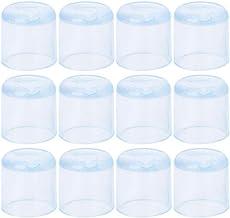 12 stuks Rubber Meubels Voet Tafel Stoel Been Eindkappen Covers Tips Vloerbeschermers voor Indoor Home Outdoor Patio Garde...