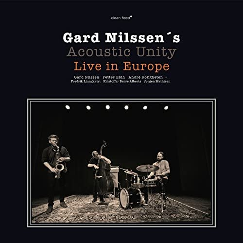 Gard Nilssen´s Acoustic Unity feat. Gard Nilssen, Petter Eldh & André Roligheten