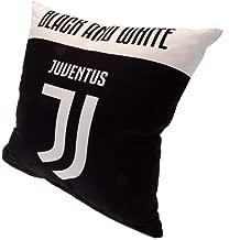 Wei/ß//Schwarz Badetuch mit Fu/ßball-Motiv 70 x 140 cm Juventus F.C 100/% Baumwolle