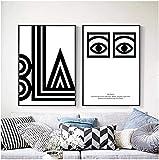 XMYC Poster Artworks Abstract Bla Modernes Motto Schweizer