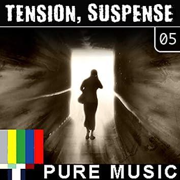 Tension Suspense, Vol. 5