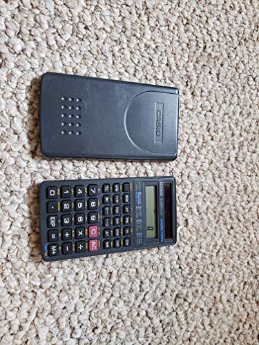 Casio FX-260Solar Scientific Calculator Solar Powered FX260SLR-SCHL-IH
