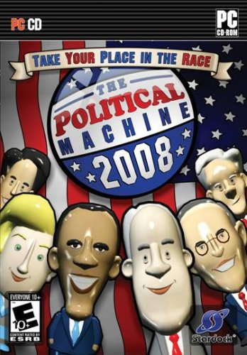 Máquina política 2008 - PC