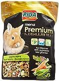 Riga 2407 - Menu Premium - Conejos Enanos (vitaminas y Fibras, 500 g)