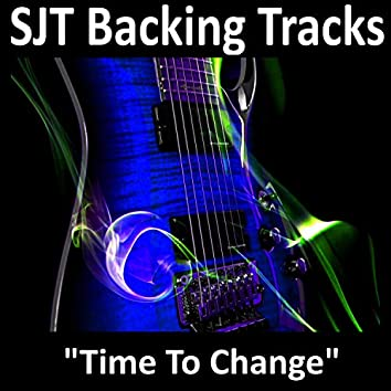 Guitar Backing Jam Tracks Time To Change