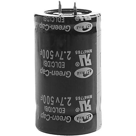 Capacitor 16V 83F Super Capacitance 2.7V500F For Auto Car Rectifier New