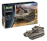 Revell Maqueta de Tanque M109 G Obus orgin Algas fidelidad imitación con Muchos Detalles,...