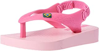 Ipanema Girl's Brasil Baby Shoes