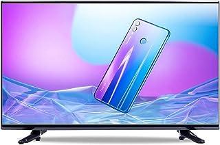 32 / 42V型 ハイビジョン 液晶テレビ (IPSハードスクリーン178°表示角度 LED 省エネ 高ダイナミックレンジ HDR Android TV WiFi 黒)、KTVリビングルーム液晶テレビ
