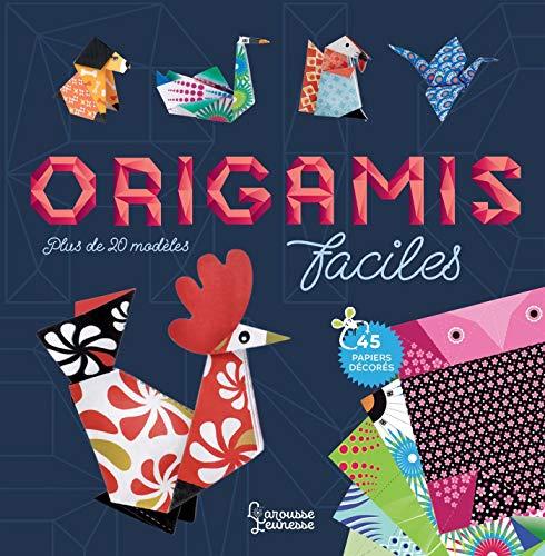 Livre origami facile