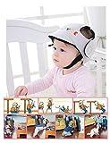 Casquette de protection anti-chute pour bébé, chapeau anti-collision pour bébé, chapeau anti-collision, casquette pour casque de sécurité pour enfants