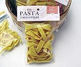 15 Filz-Nudeln Pasta Tagliatelle - wiederverschließbare Verpackung