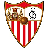 Sevilla FC - Football Club Crest Logo Wall Poster Print -