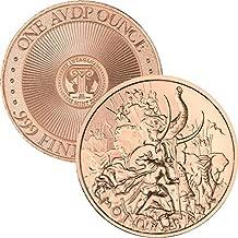 Jig Pro Shop Intaglio Mint Molon Labe Series Come & Take It! 1 oz .999 Pure Copper BU Round/Challenge Coins