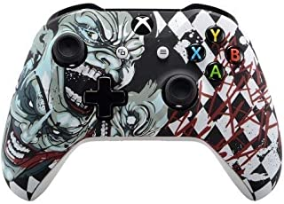 Mask Rapid Fire Custom Modded Controller Compatible with Xbox One S/X 40 Mods for All Major Shooter Games (with 3.5 Jack)