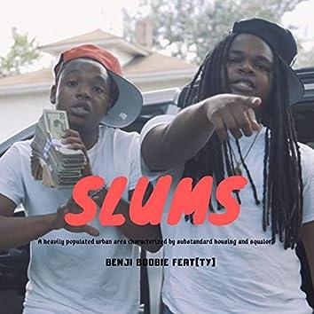 Slums (feat. Ty)