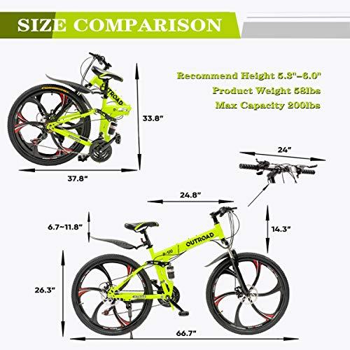 """51ok8kjPiRL。 SL500ロイスユニオンメンズグラベルバイク27.5 """"または700cホイール"""