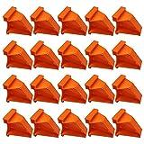 Mungowu 20 Piezas Espaciadores de Suelo, Herramientas de Suelos de Madera Laminada, Compatibles con Tablones de Vinilo, InstalacióN de Suelo Flotante de Madera, Etc.